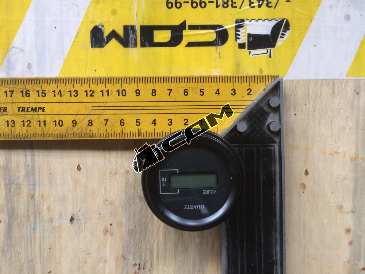 Счетчик моточасов электронный CDM /GS-3 LG853.15.21