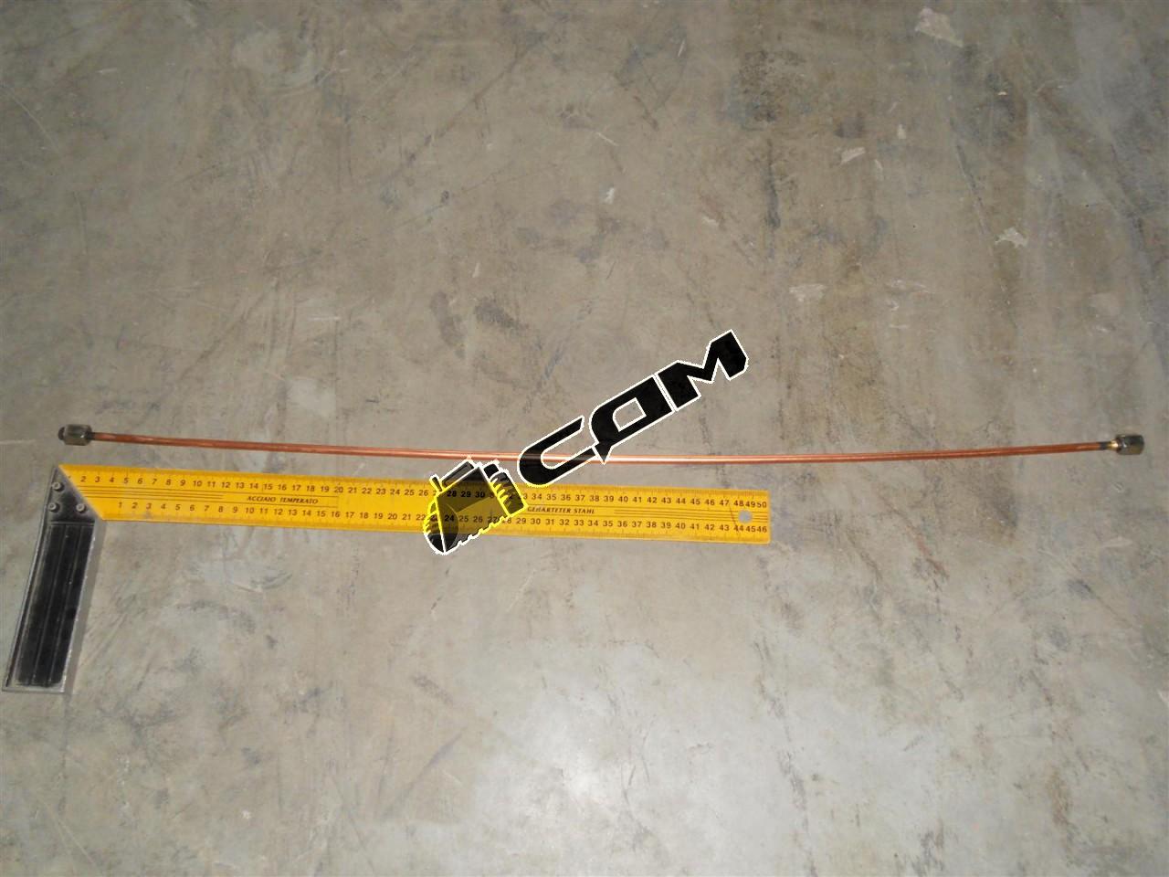 Трубка тормозная L=800 CDM855/CDM860 LG853.08.05 () 508001-01